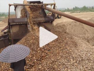 耐磨泥浆泵工程视频