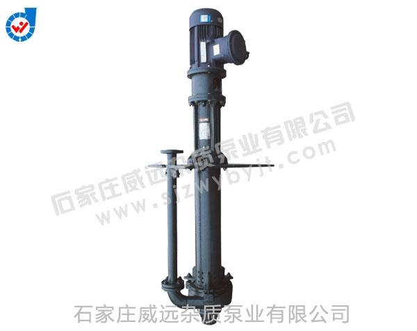 WZJL系列耐磨立式渣浆泵