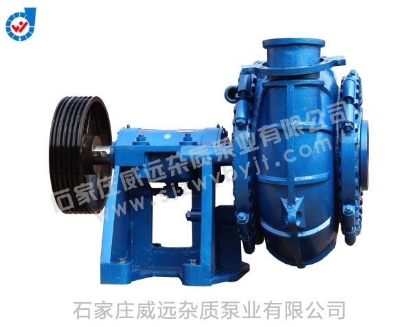 WHS-G(L)系列高强度耐磨砂石泵