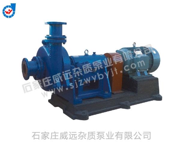 ZJD系列耐磨渣浆泵